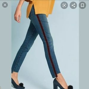 Current Elliott Stiletto Townie Slanted Step Hem